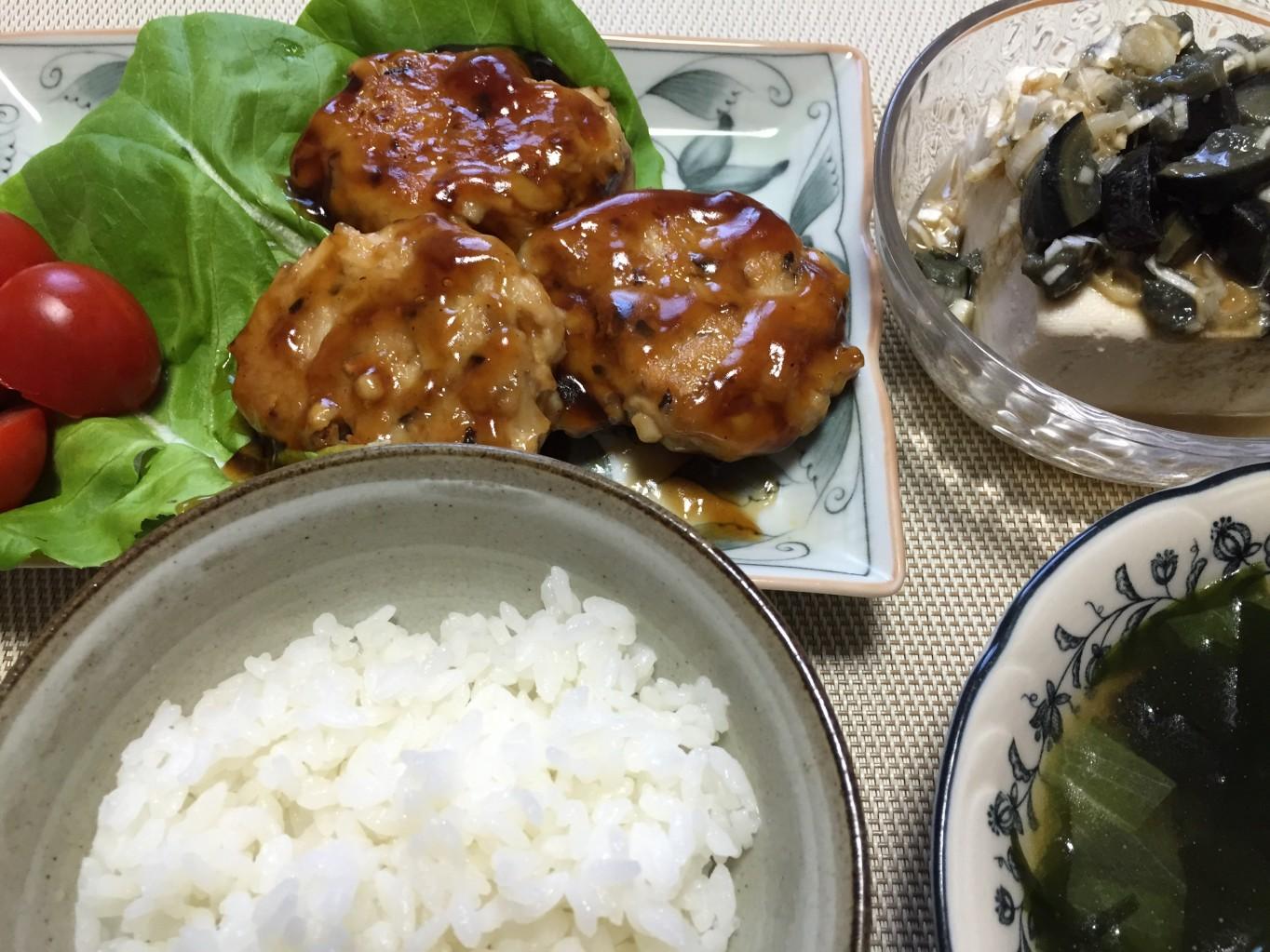 心に働くレシピ─2 やる気がでないときの「中華風鶏肉団子」