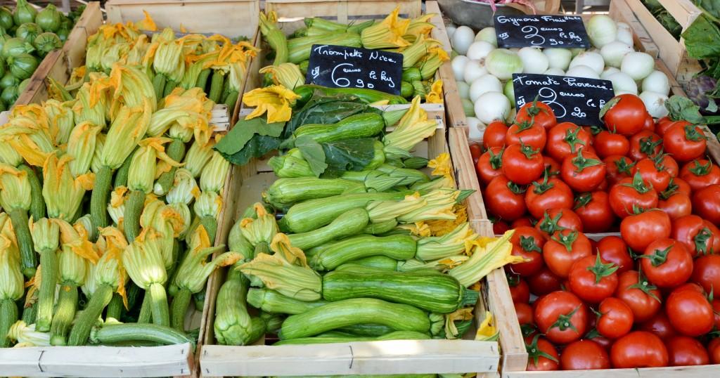 ビタミンや栄養素が豊富な野菜