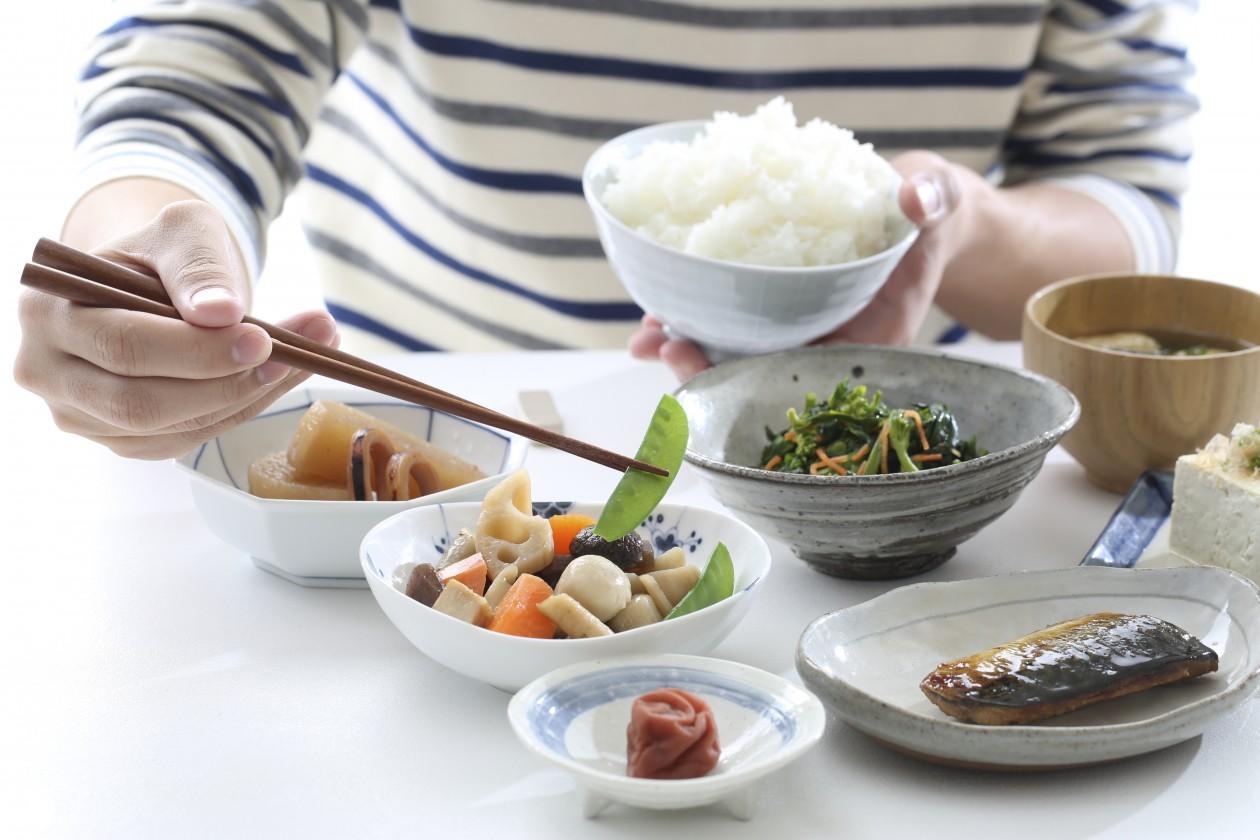 心に良い食事の摂り方─2 食べ方を変えれば心が変わる!