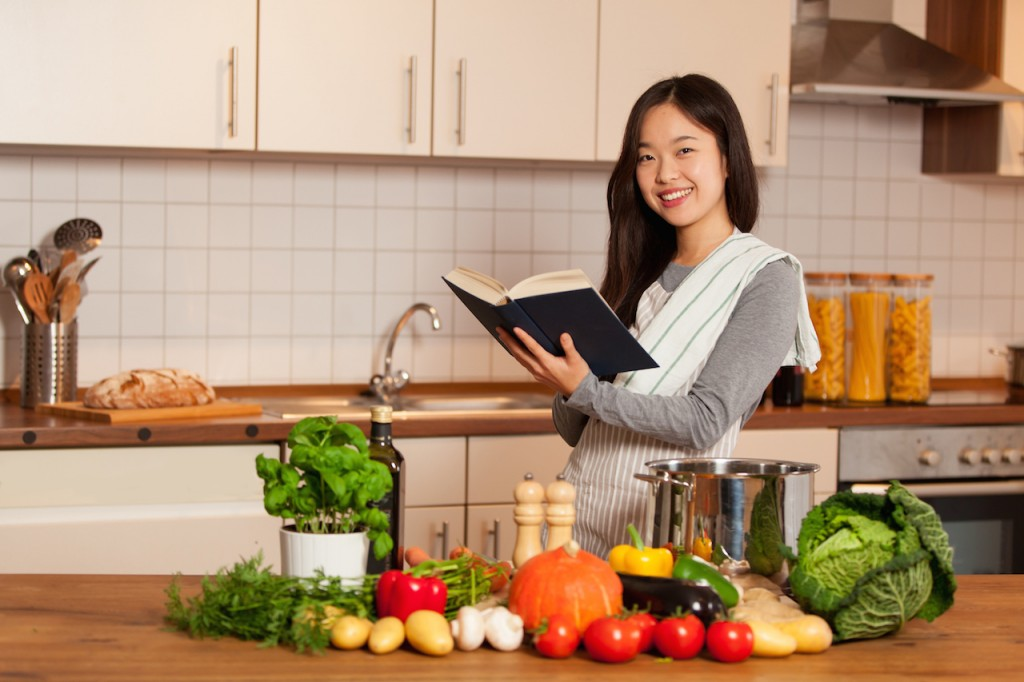 栄養素と食材