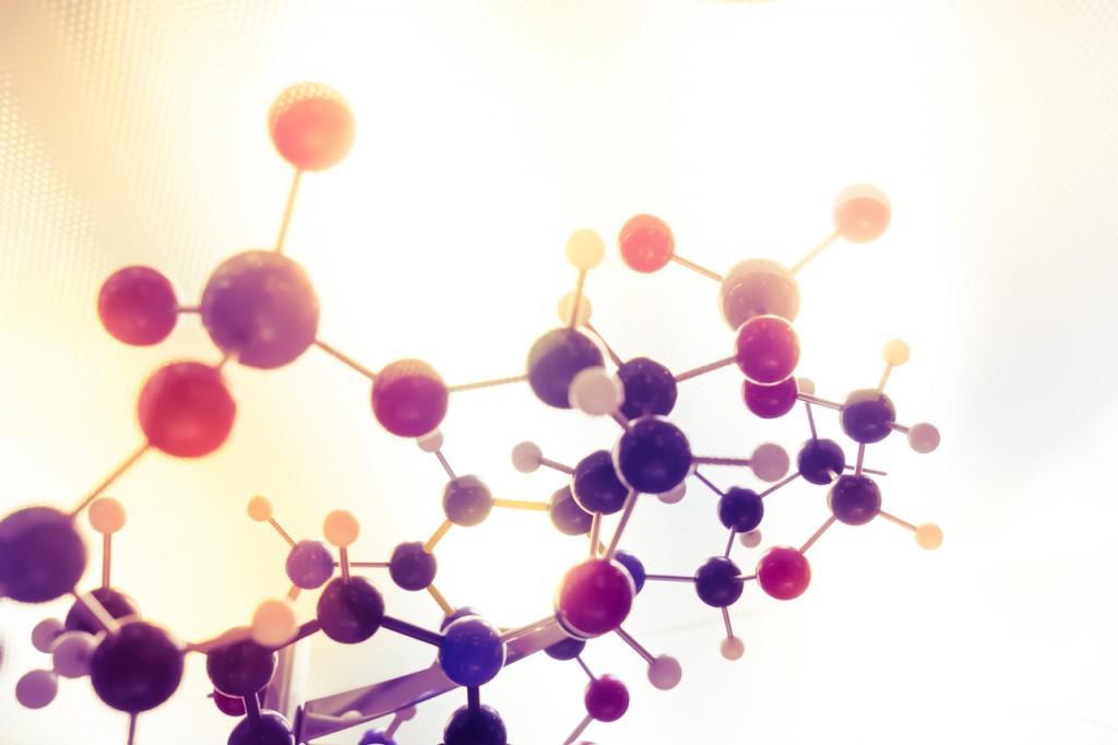 糖質(ブドウ糖)の構造式イメージ
