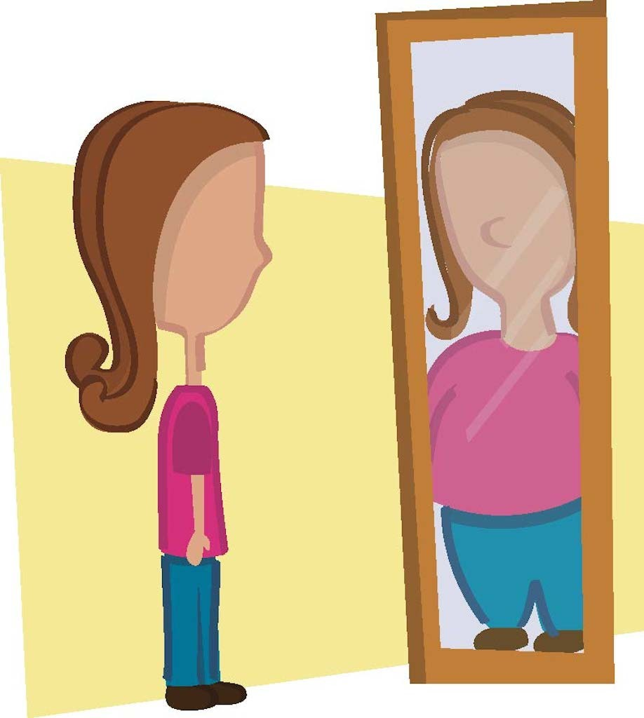 摂食障害に悩む女性