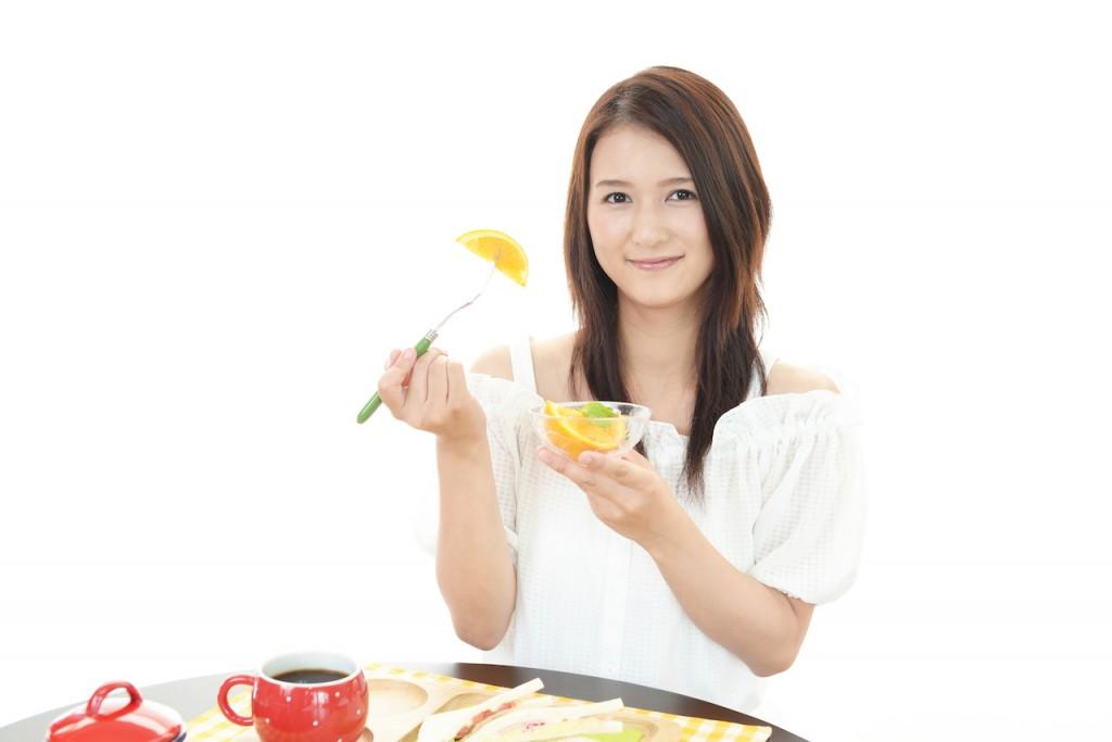 機能性低血糖症の女性