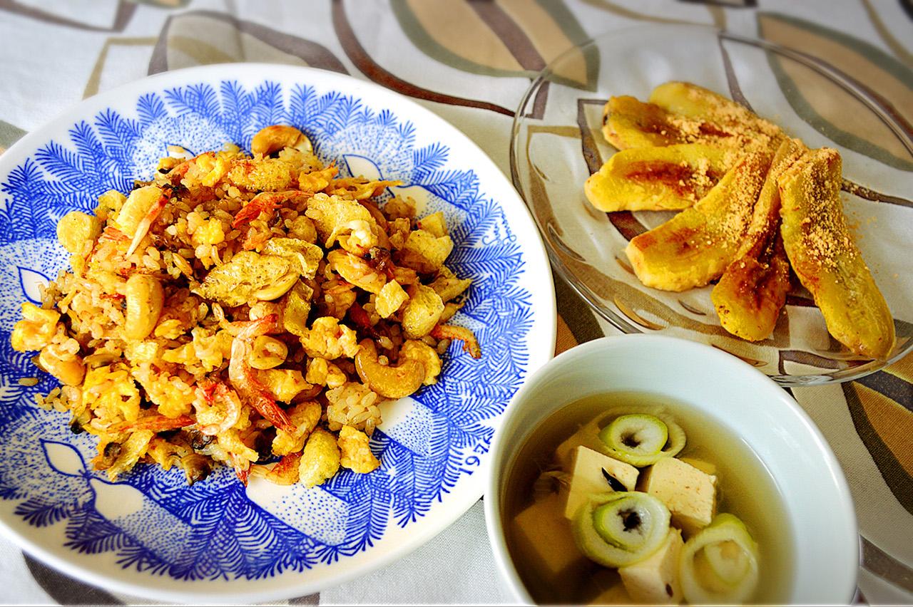 心に働くレシピ─14 ストレスが溜まってイラつくときの「マグカル炒飯」