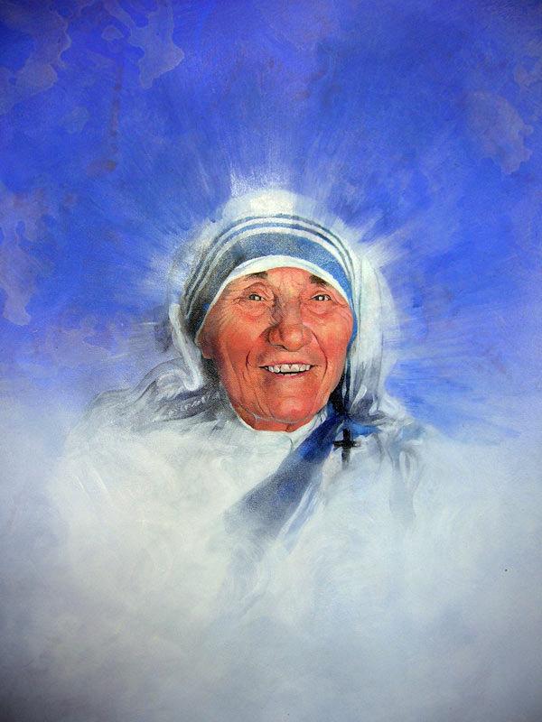 マザーテレサのメッセージ『あなたの中の最良のものを』
