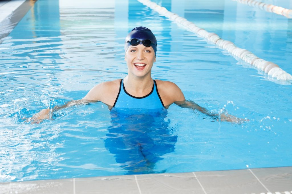 「運動」とメンタルヘルス「心のための運動学」 心に働く運動:水泳