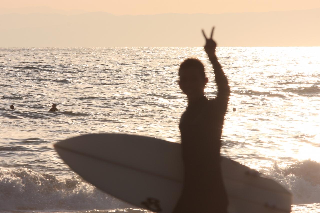 「運動」とメンタルヘルス「心のための運動学」 心に働く運動:サーフィン