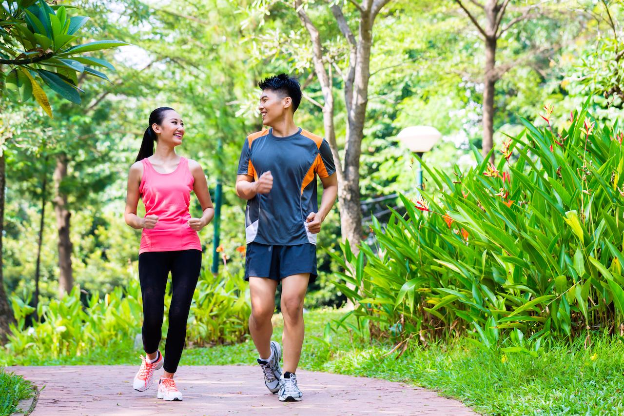「運動」とメンタルヘルス「心のための運動学」 心に働く運動:ジョギング